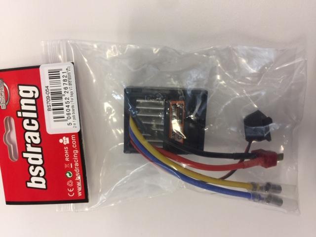 BSD 2 IN 1 CONTROL BOARD - RX/ESC BAJA AND STORM V3