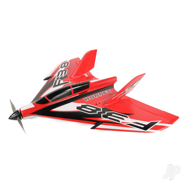 F-38 Delta Racer PNP Red (800mm)