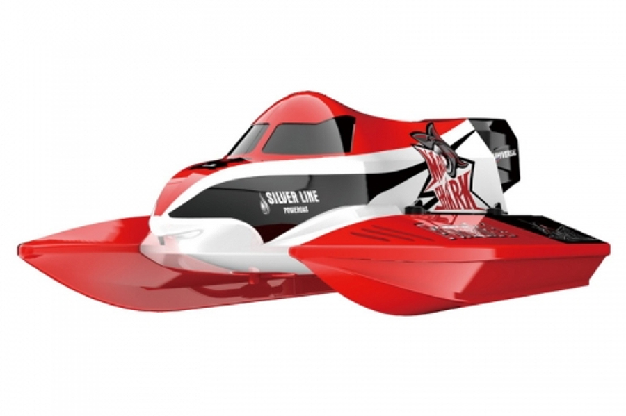 JOYSWAY MAD SHARK V2 MINI F1 BRUSHLESS SPEEDBOAT 420MM
