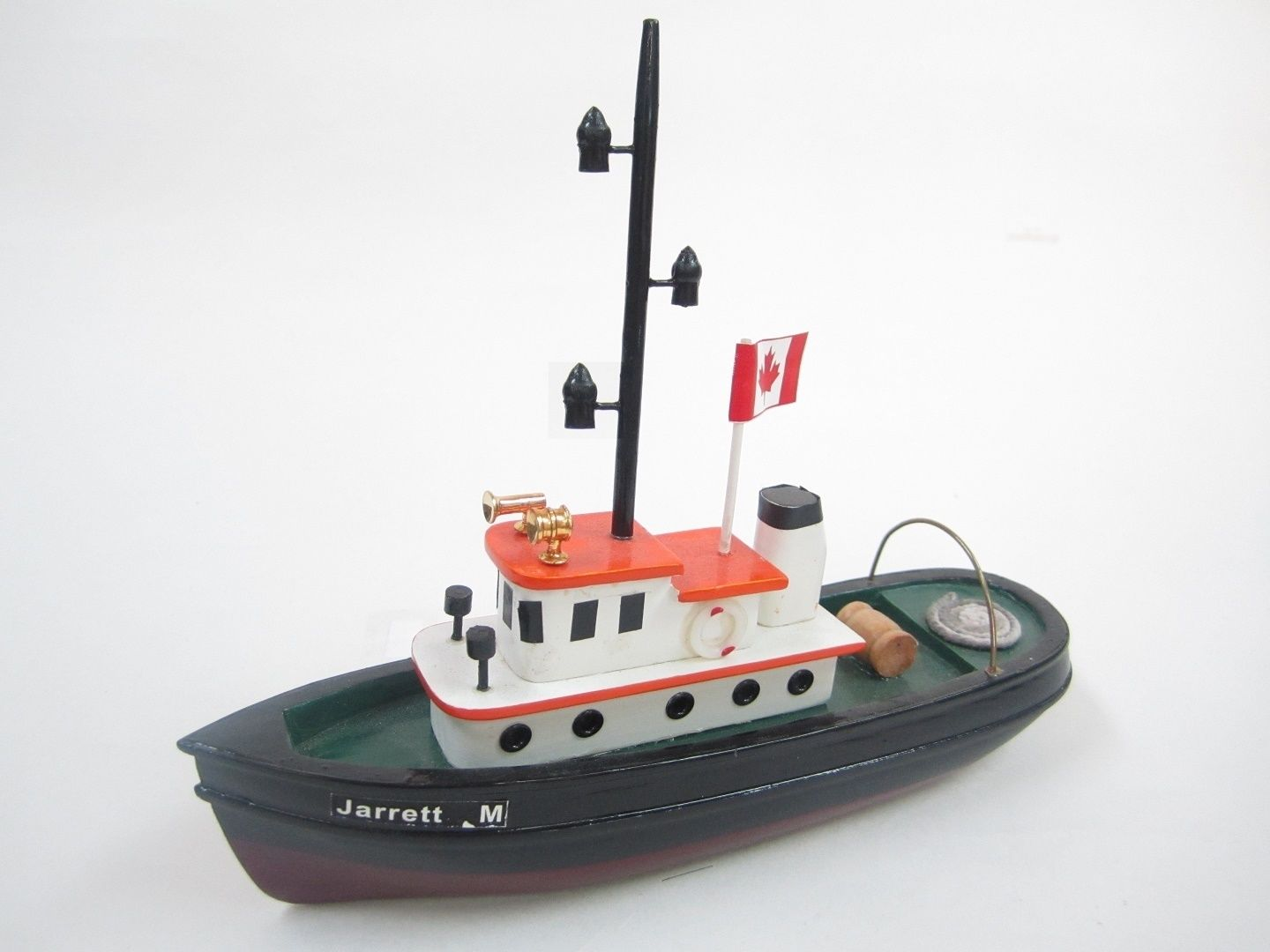 Jarrett M Starter Boat Kit: Build Your Own Ice-breaker Wooden Model Ship