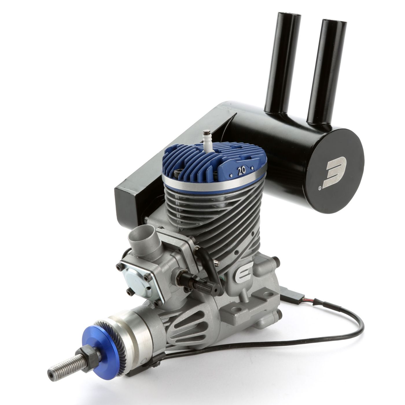 20GX 20cc Gas Engine with Pumped Carburettor