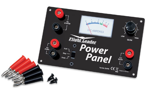 Power Panel-Flight Leader