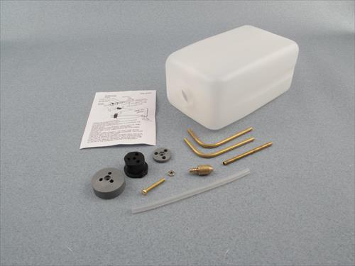 Fuel Tank - 568ml/20oz - Silver