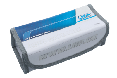 LRP Lipo Safe Box - Large 18 x 8 x 6cm