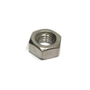 M3 Stainless Full Hex Nut (Pk30 Avg Qty)