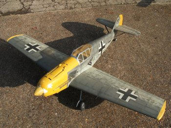 Galaxy Models ME109 (kit)
