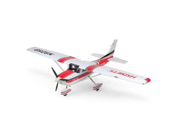 HSDJETS Cessna 182 2000mm Red PNP