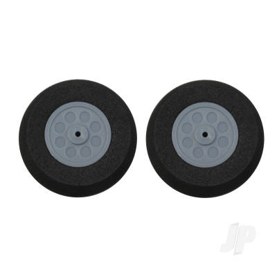 Super-Light Foam Wheels 45mm (1 Pair) 733204