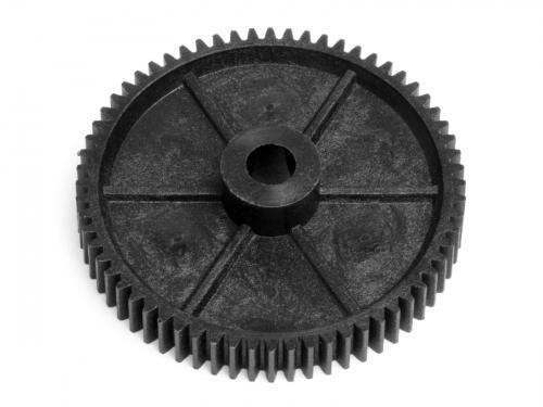Spur Gear 64T 0.6 Module
