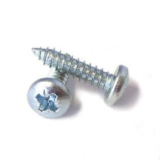 No6 x 1/2in Stainless Pan Pozi S/Tapping Screw (Pk20)