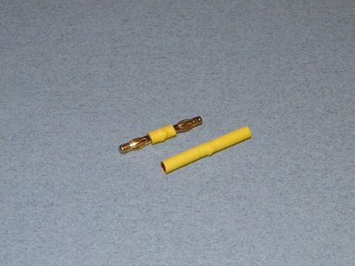 4mm Male-Male & Female-Female Adaptor
