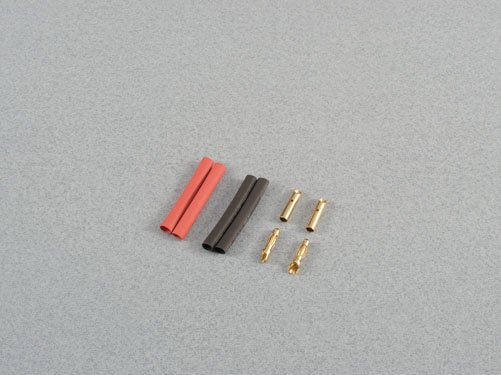 2.0mm Gold Connectors (2 prs