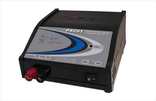 Fusion 200W 13.8V Power Supply
