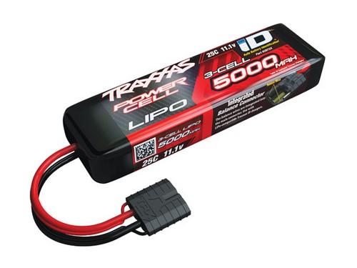 Traxxas 5000mAh 11.1V 3S 25C LiPo ID Battery