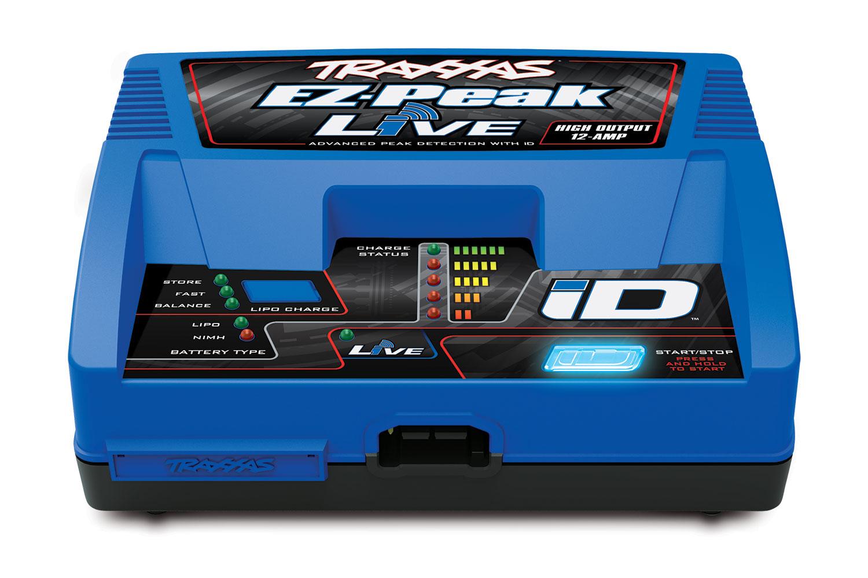 Traxxas EZ Peak Live, 100W, NiMH/LiPo Bluetooth ID Charger
