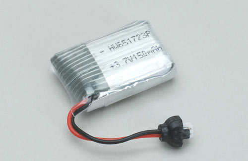 UDI U839 - 1S 3.7v 150mAh LiPo Battery