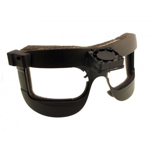 Fan Equipped Faceplate for Attitude V3 Goggles