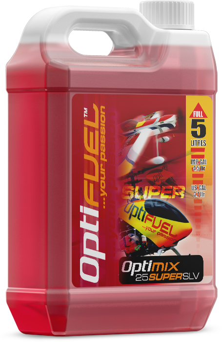 Optifuel Optimix 25% Super SLV 5 Litres OH2522SLK