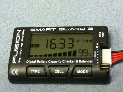 Smart Guard 2 Lithium Battery Checker & Balancer