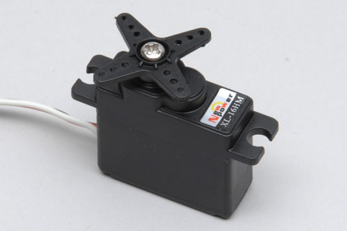 New Power XL-16HM Metal Gear Servo