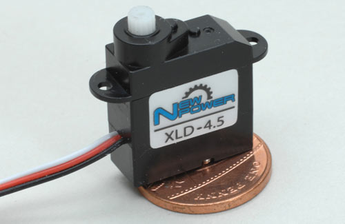 New Power XLD-4.5 Digital Servo