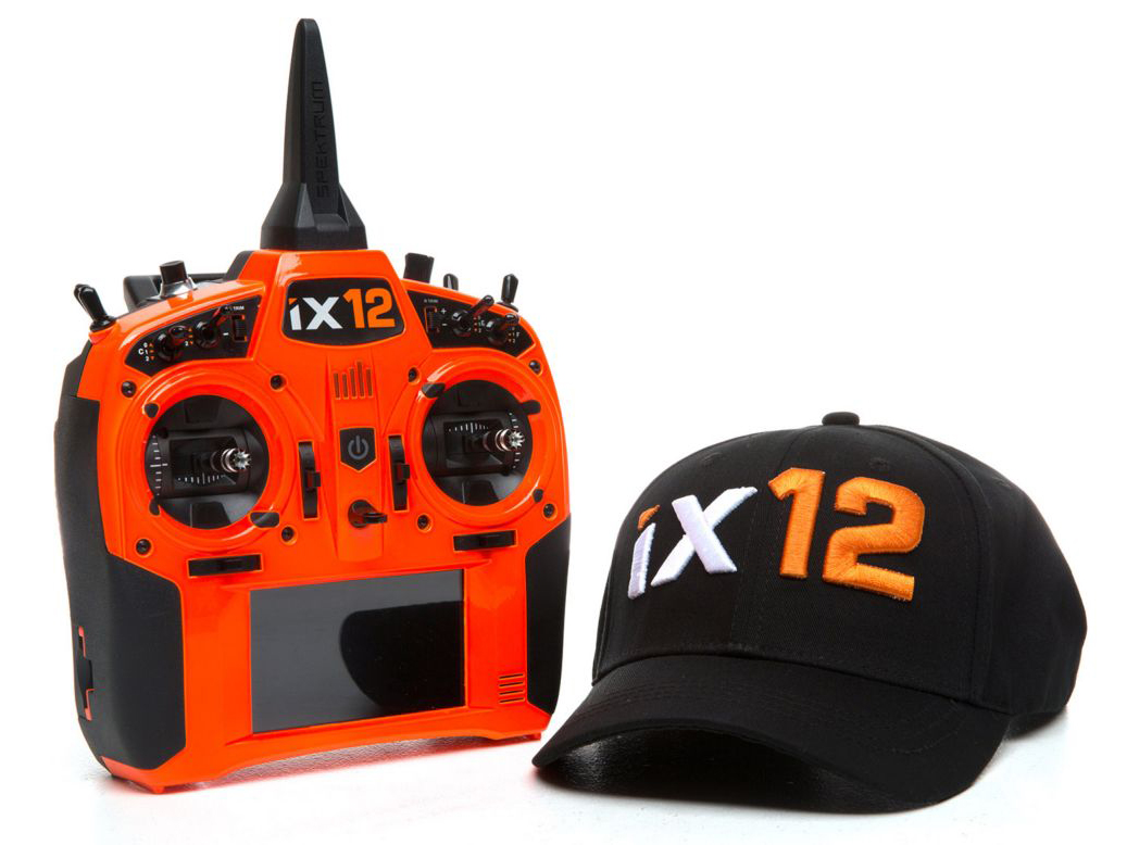 iX12 12 Channel Tx Only (Orange)