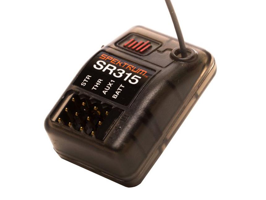 SR315 DSMR 3 Ch Sport Rec