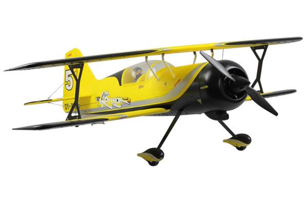 Dynam Pitts Model 12 ARTF Bi-Plane w/o TX/RX