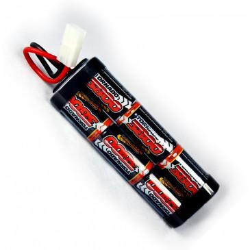 Nimh Battery Pack SubC 3800mah 7.2v Premium Sport Tamiya