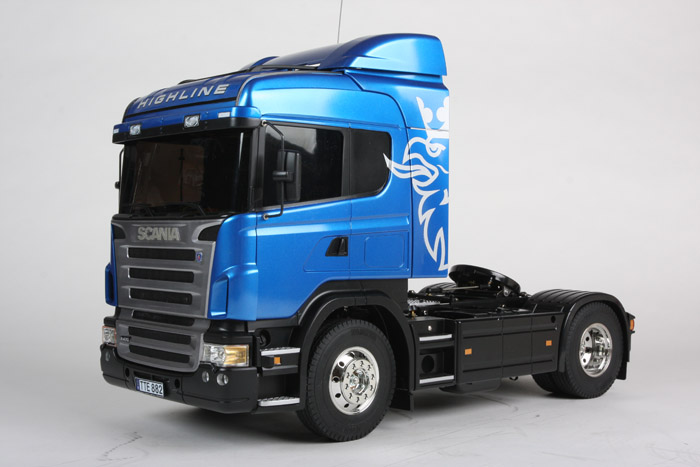 Tamiya SCANIA 1/14 R470 HIGHLINE