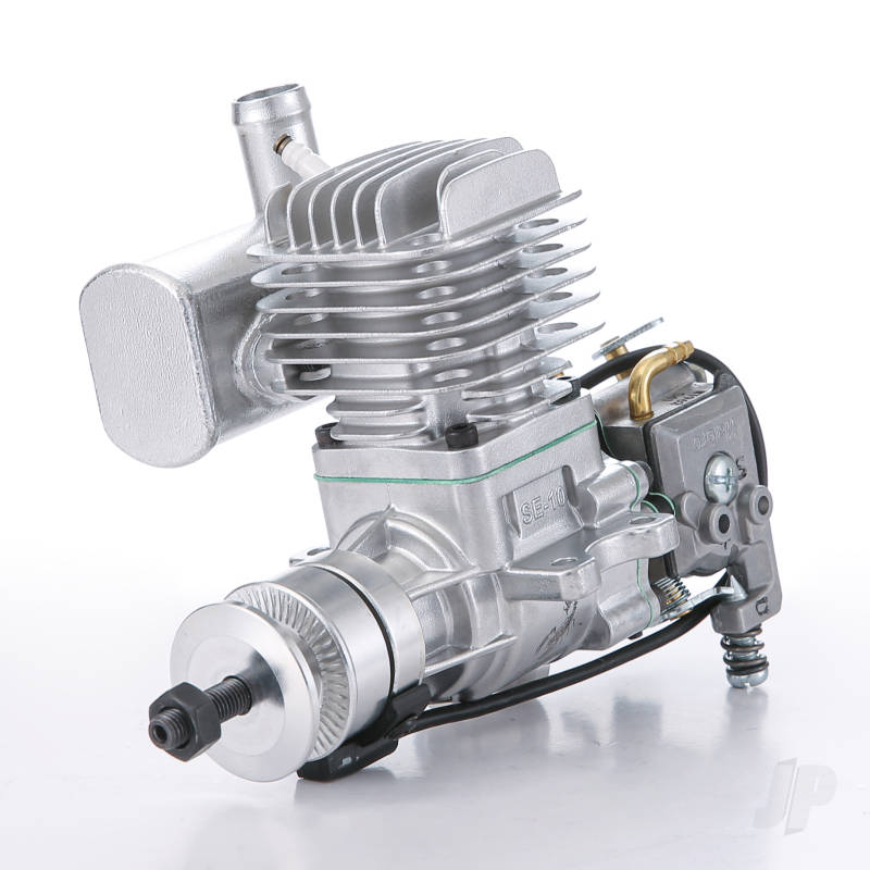 10cc Single Cylinder Side Exhaust 2-Stroke Petrol Engine
