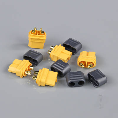 XT60 Female (Battery End) (5pcs)
