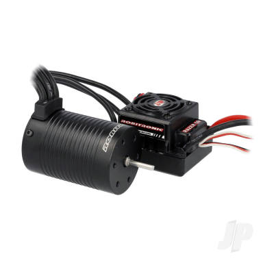 ten Brushless Motor & ESC Combo 60A 3652 3250kV