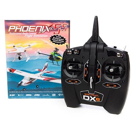 PHOENIX R/C SIM V5.5 W/DXE