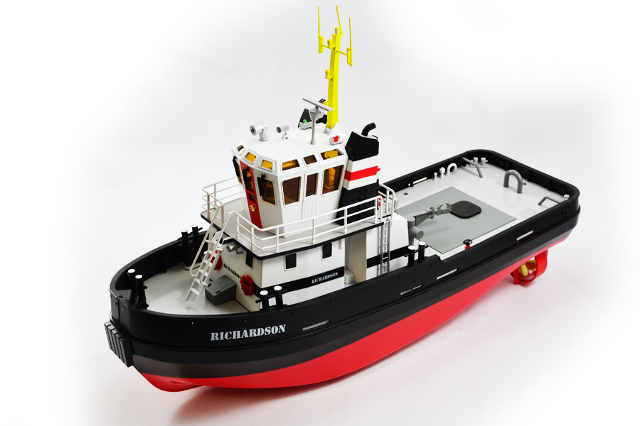 Hobby Engine Richardson Tug Boat