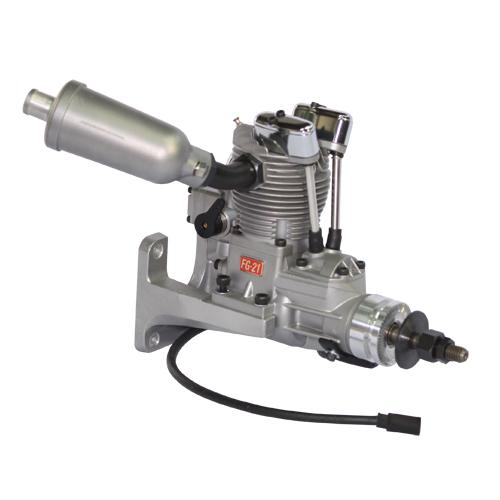 SAITO FG-21 PETROL ENGINE