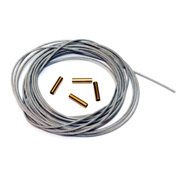 PULL PULL WIRE 1.0 (SILVER)