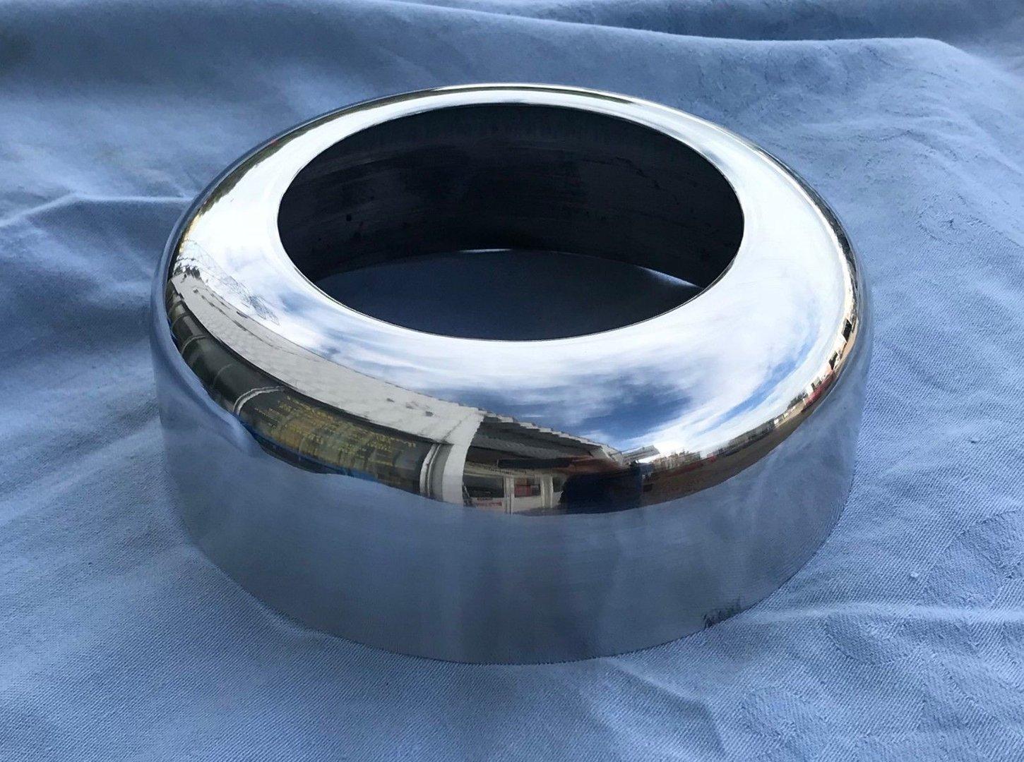 STANDARD 6 3/4 Inch (170mm) COWL TO SUIT LEGIONAIRE AND PUPPETEER 2 3/4 (70mm) Deep