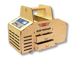 SIG GAS PASSER TOTE BOX