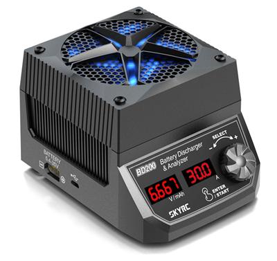 Sky RC BD200 Battery Discharger & Analyzer