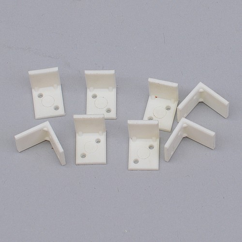 Large 90 degree Mounting brackets (8)