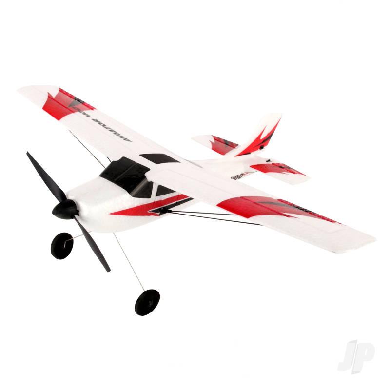 Aviator 400 RTF Trainer with Flight Stabilisation