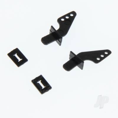Servo Horns (2pcs) (Aviator 400, P-51, Sport Cub 500, F4U)