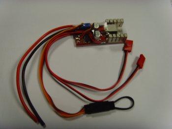 8Amp Adjustable Voltage Regulator