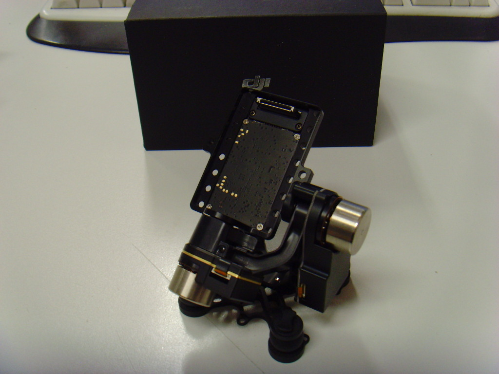 photo of: Second Hand Phantom H3-2D Gimbal