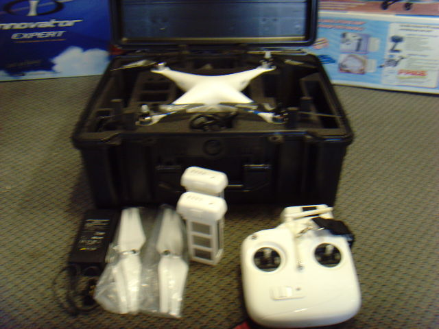 photo of: Second Hand DJI Phantom 2 Vision+