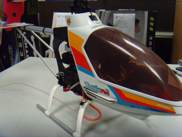 Hirobo Shuttle +2