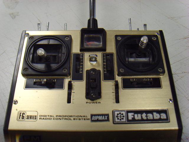 Futaba FG Series Vintage Handset