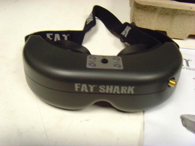 Predator V2 FPV Goggles