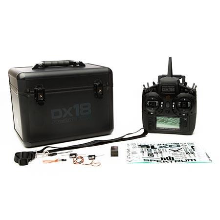 DX18 STEALTH EDITION 18-CH TX SYS EU MD2 W/AR9020